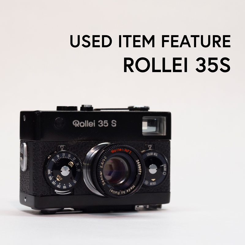 Used Dept Feature - Rollei 35S