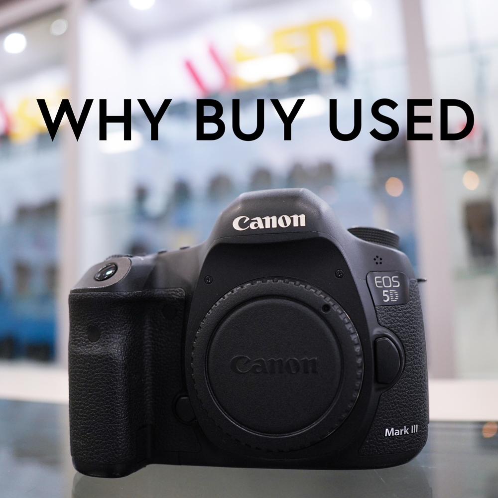 Why Buy Used