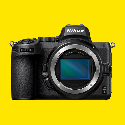 Nikon's Entry Level Full Frame The Nikon Z 5