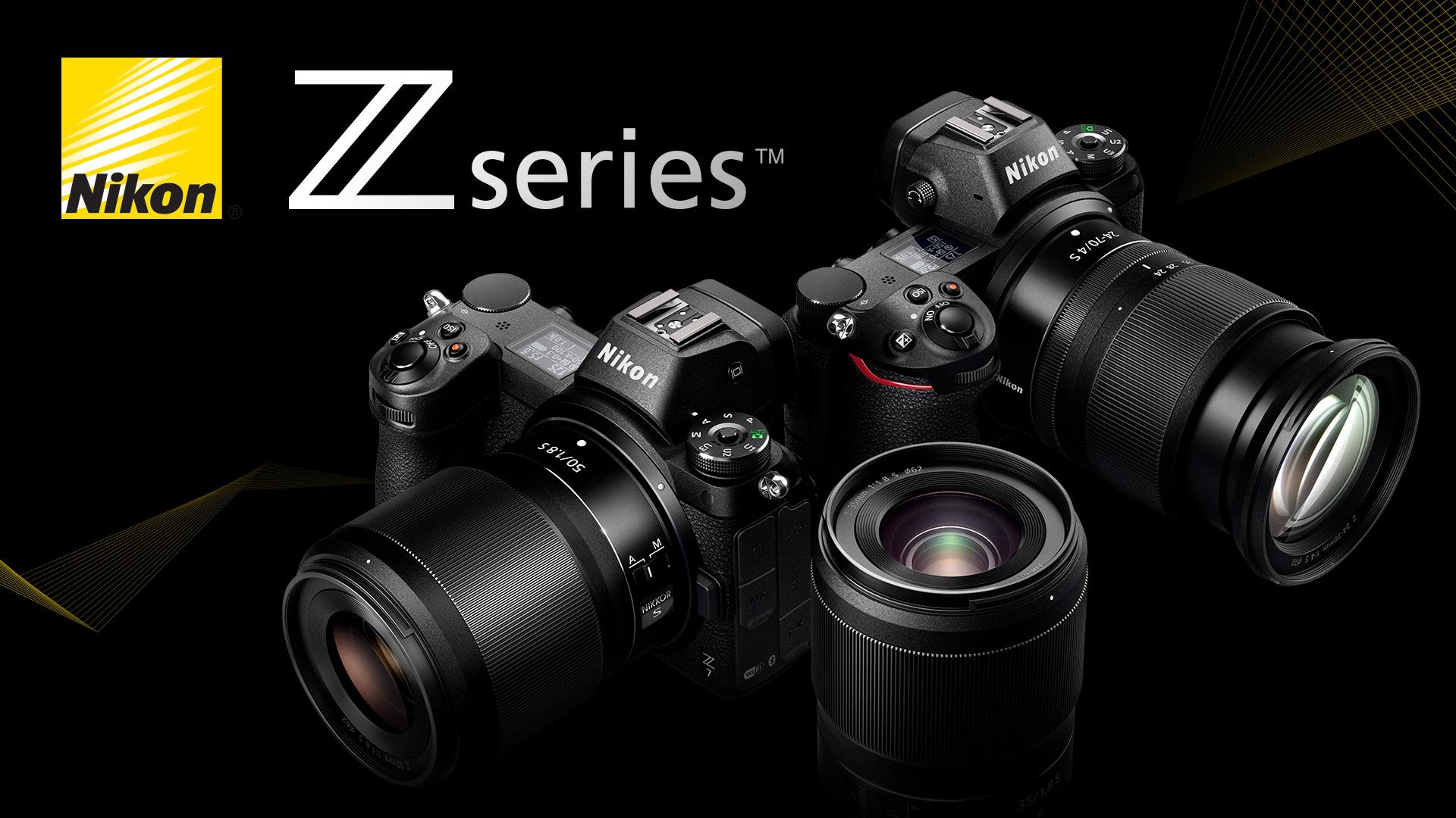 Nikon Family Rejoice! The Nikon Mirrorless Z Series Is Here!