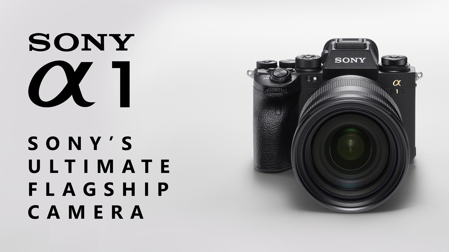 The Sony A1, Sony's Ultimate Flagship Mirrorless!