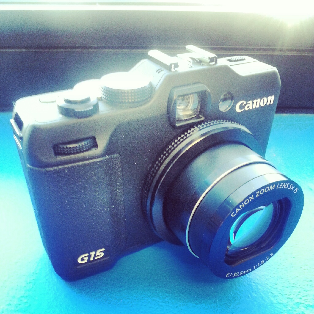 Canon Powershot G15: Hands-on Review