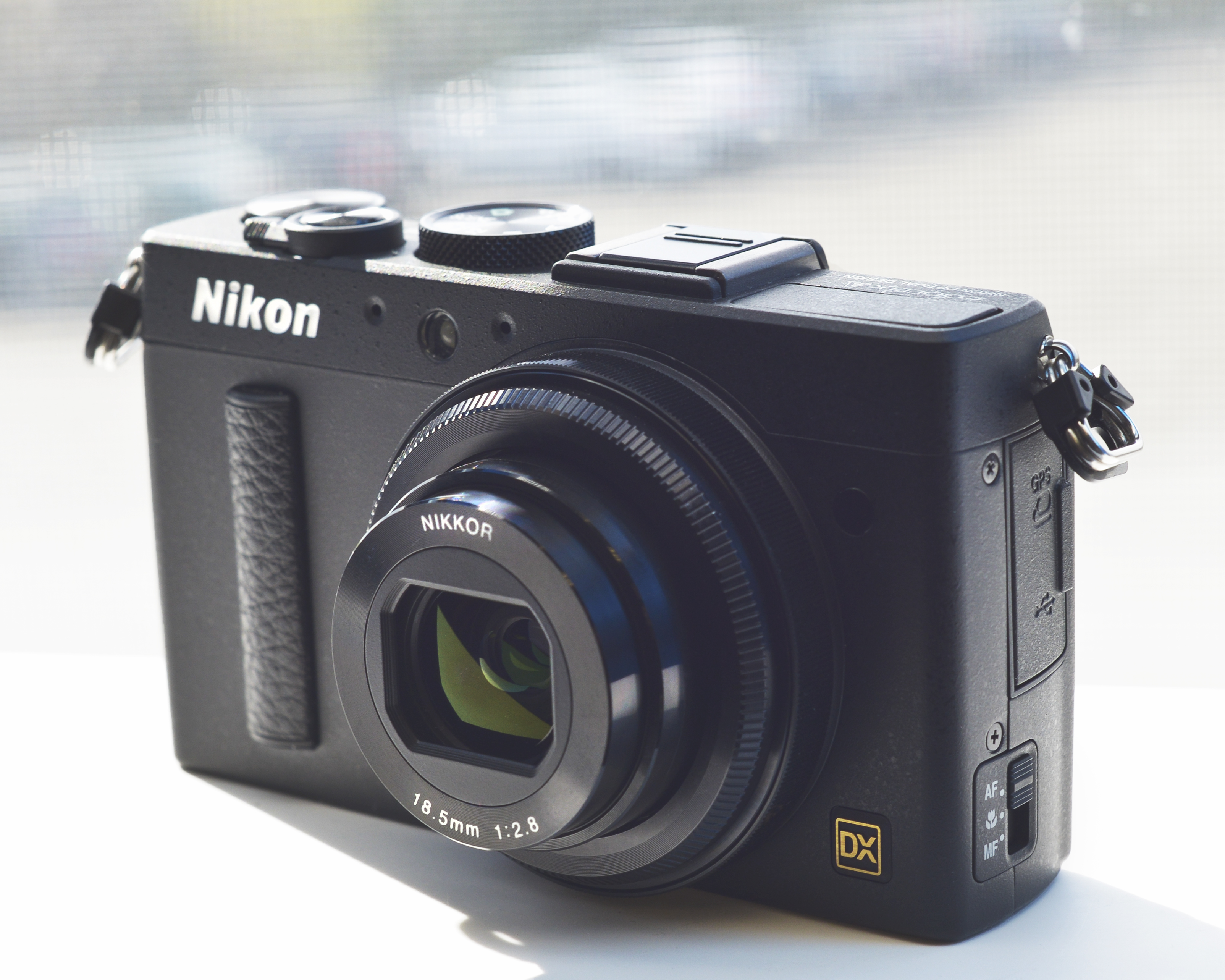 Nikon Coolpix A: Hands-On Review
