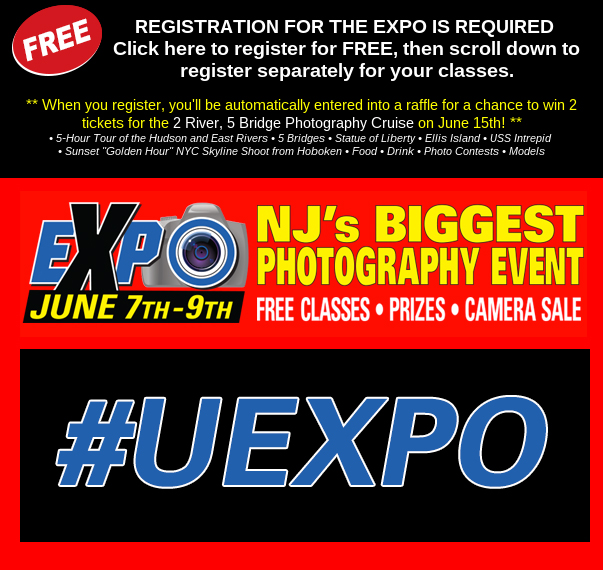 UNIQUE PHOTO EXPO 2013: DAY 2!