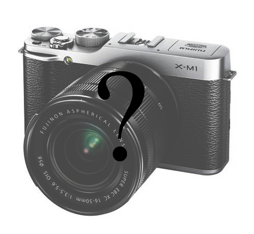A New Entry-Level Mirrorless from Fuji on the Way?