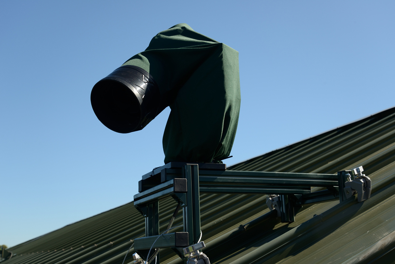 Robotic Nikon Camera at Wimledon
