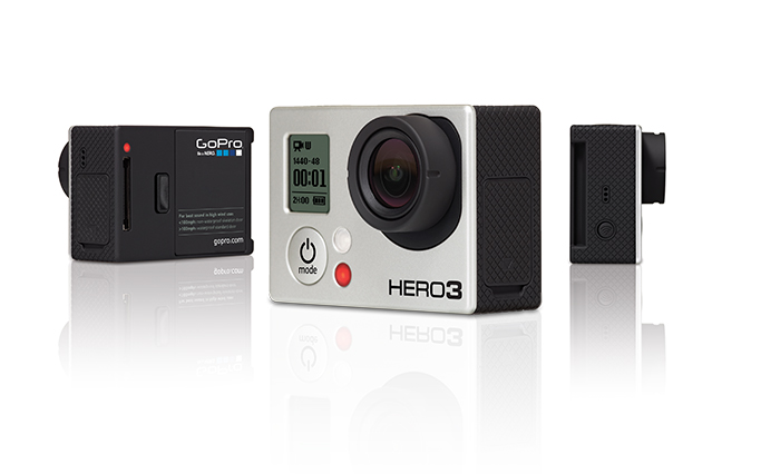 GoPro Camera Software Updates Available for HERO3 & HD HERO2