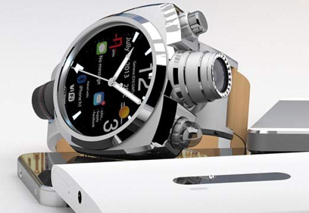 Behold the 41 Megapixel...Wristwatch