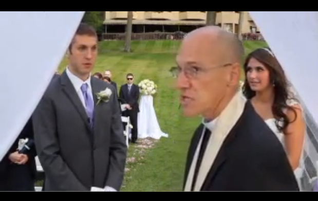 Priest Stops Wedding Ceremony to Scold Photographers