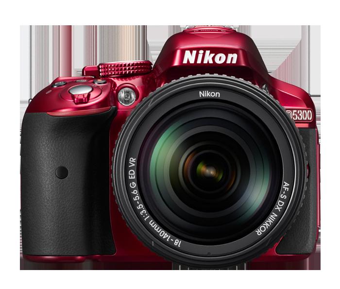 Nikon Introduces the D5300 and AF-S Nikkor 58mm f/1.4G