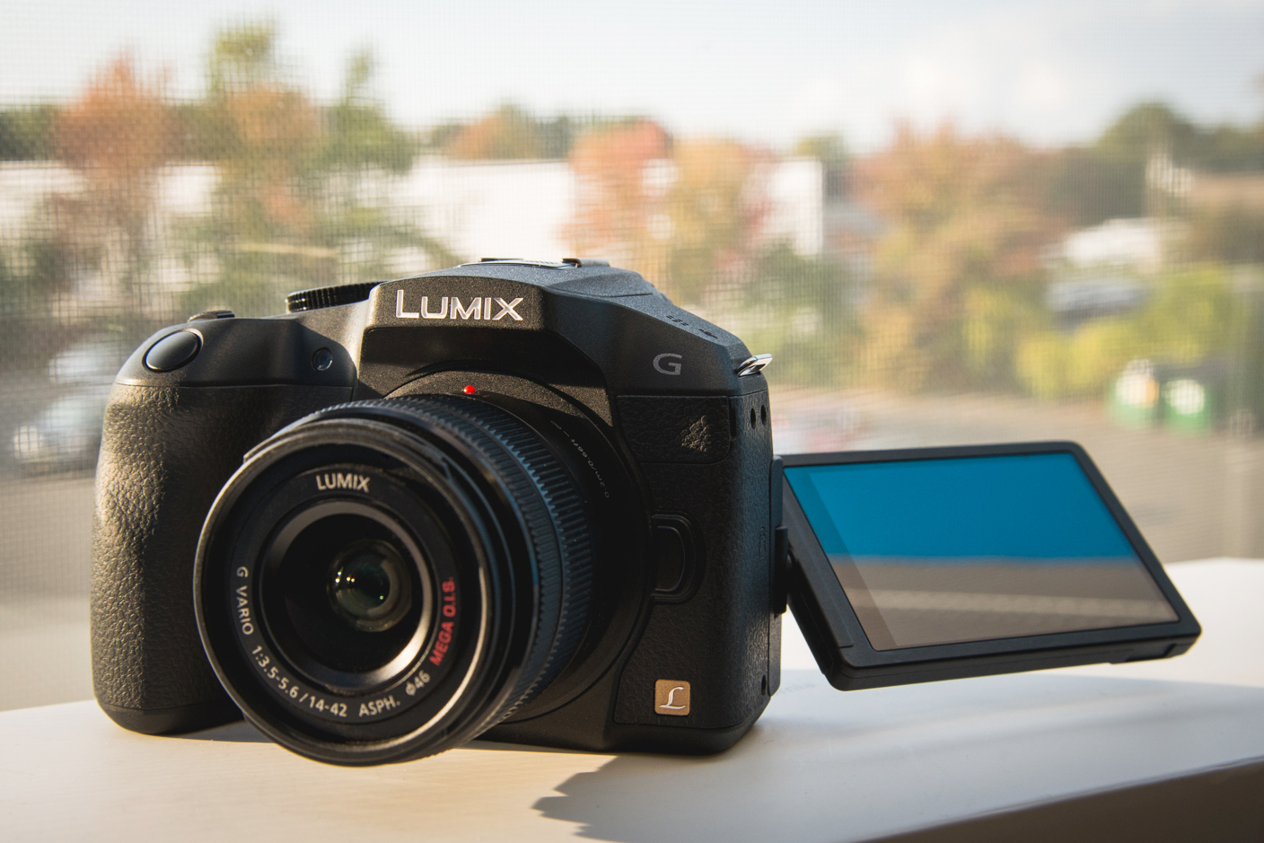 Panasonic Lumix G6 Hands-On Review
