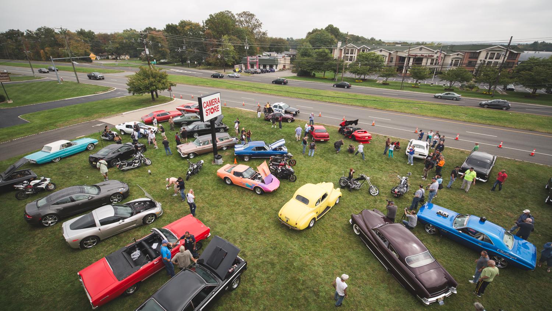 Muscle Car Photography Event Recap