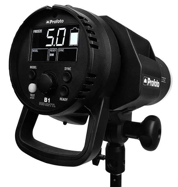 Profoto Introduces the New B1 Off-Camera Flash with TTL