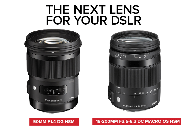 Sigma introduces 2 lenses at Consumer Electronics Show'14