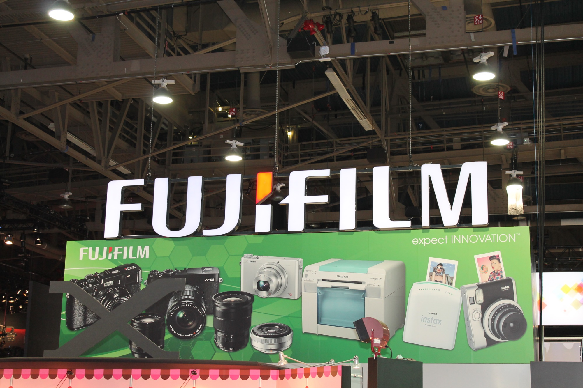 Latest launches from Fujifilm after CES'14