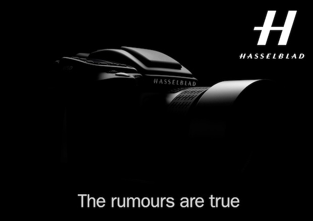 Rumours are True: Hasselblad to launch 50 megapixel Sony CMOS sensor medium format camera