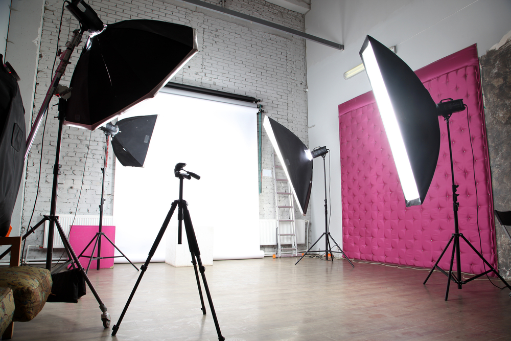 Studio Lighting: 6 Simple Tips you Ought to Know
