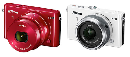 Nikon Announces Entry Level Nikon 1 J4 & S2 to US Market
