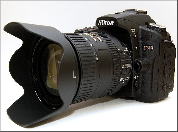 Nikon Granted with a Patent for Electronic Camera