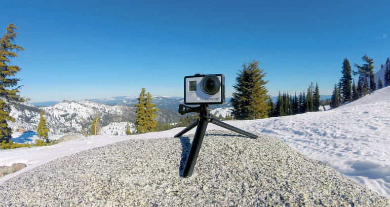 GoPro Announces 3-Way Mount for all GoPro Cameras