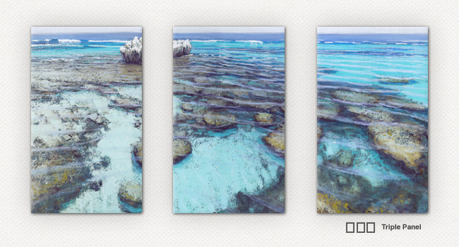 Split Canvas Print Source: Photo Art Canvas