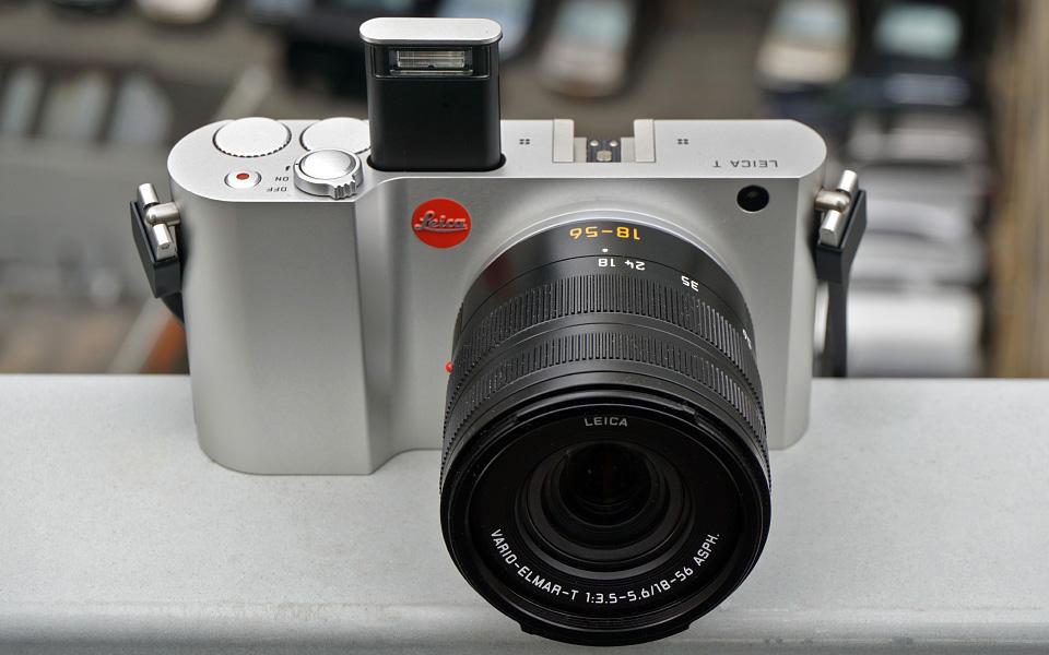 Leica's Mirrorless T digital camera review