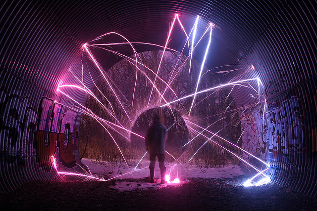 The Magic of Light Painting Photography & The Magic of Light Painting Photography in Photo Insider Blog at ... azcodes.com