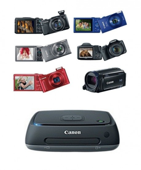 Canon U.S.A. announces a slew of products