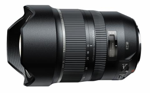 Tamron announces a groundbreaking, first of its kind lens