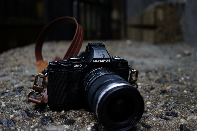 The new Olympus OM-D E-M5 Camera with a rugged point & shoot in the limelight