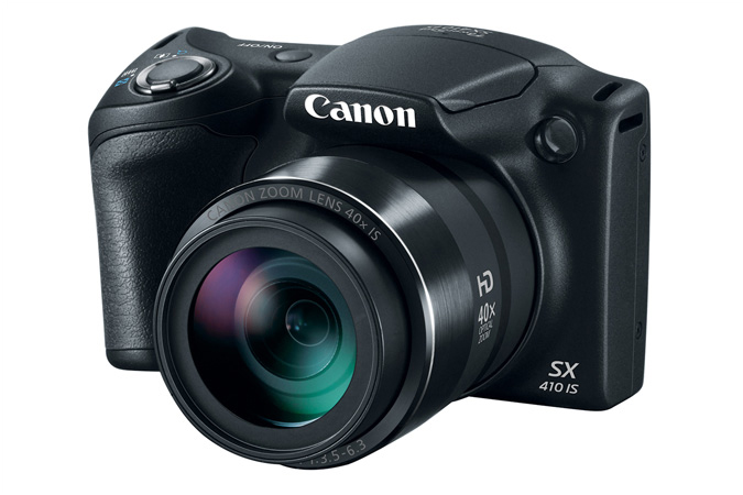 Canon announces the launch of four EOS DSLR cameras, an EF lens, and two PowerShot digital cameras