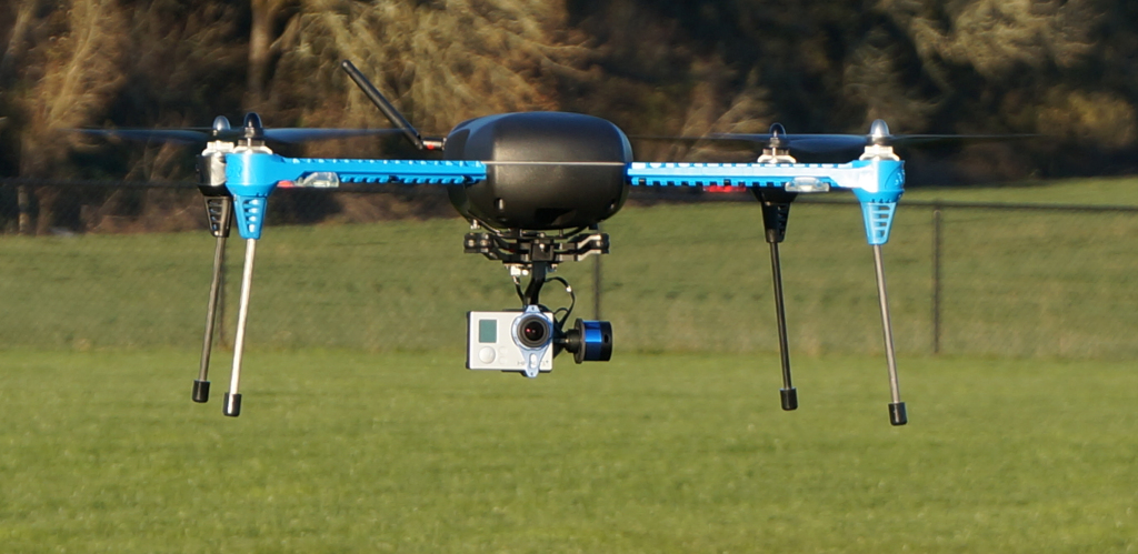 The Unmanned Aerial Vehicle - Drones