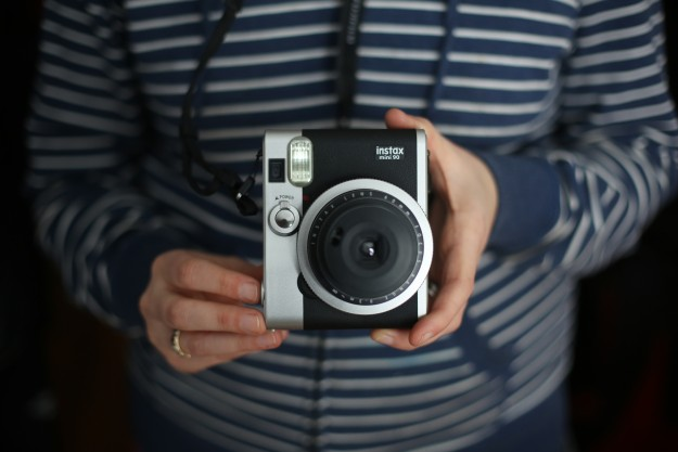Retro all the way with the best instant camera from Fuji