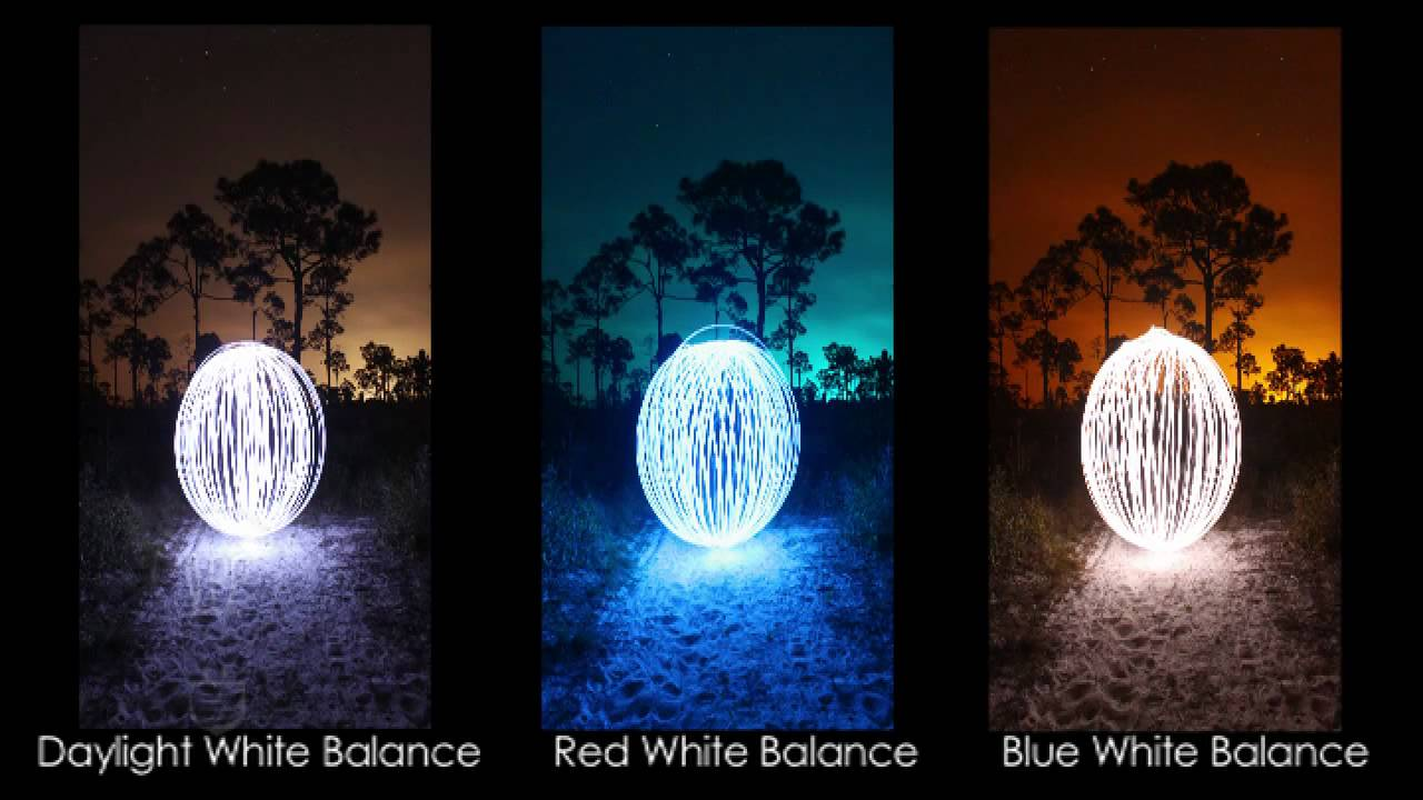 White Balance Photography - Manage the color in your images