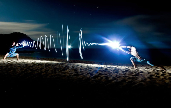 Light painting photography – tips & tricks to paint with light