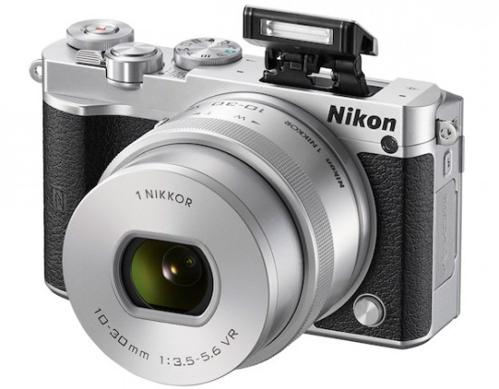 Introducing the Nikon 1 J5  mirrorless camera : 4K Video in Under $500