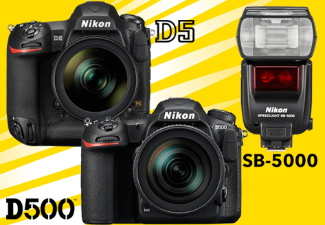 New Nikon Cameras and Flashes, Fresh from CES 2016