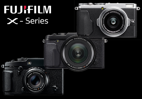 New Additions to the Fuji X-Series