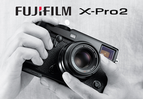 New Flagship Mirrorless Camera from Fuji