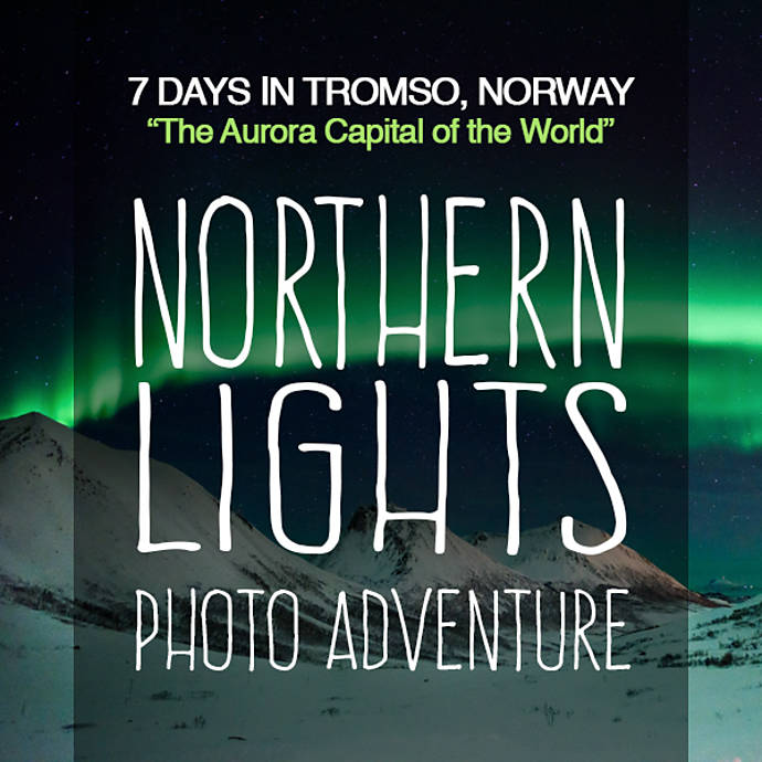 Stalking and Shooting the Northern Lights with Dr. Bill Gutsch (Free Seminar/Lecture)