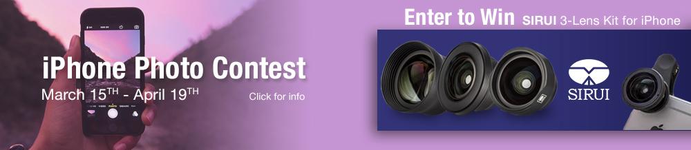 iphone photo contest