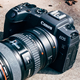 Canon's New EOS RP - Does smaller mean better?