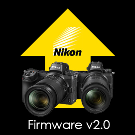 Firmware Update for Nikon Z Series Cameras