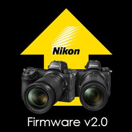 Firmware Update for Nikon Z Series Cameras