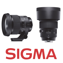 New Sigma Lenses Announced