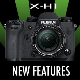 Fujifilm X-H1's New Features: How Do They Compare?