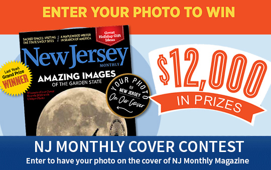 Enter the NJ Monthly COver Contest