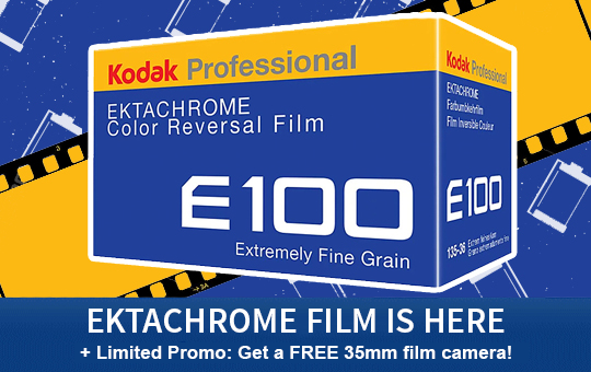 Kodak Ektachrome Film