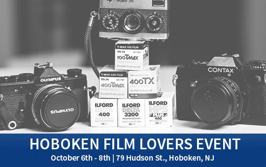 NJ Film Lovers Event