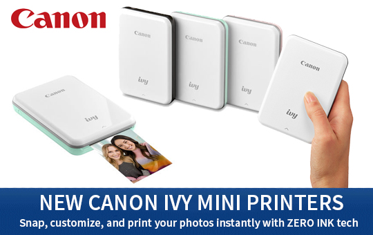 Canon IVY Printer